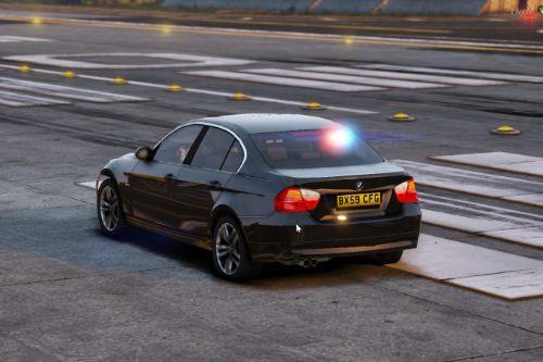 BMW 330D Unmarked | British