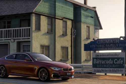 BMW 4-Series Coupe Concept [Add-On  Tuning]