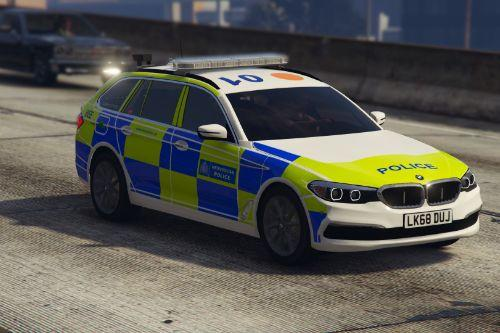 BMW 5 Series 2019 - Metropolitan Police