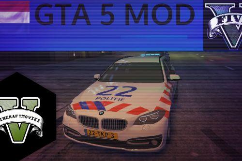D461bb bmw 525d klpd traffic mod