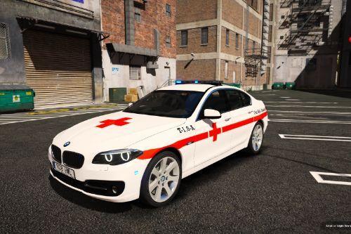 BMW 530D Cruz Roja Española of Spain/España[FiveM-Replace]