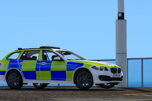 Generic BMW 530d F11 Traffic Pack [ELS]