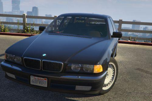 BMW 750i (e38) [Add-On / Replace]