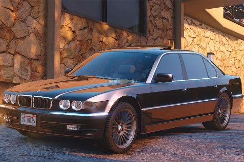 BMW 750iL E38 [Add-On / Replace]