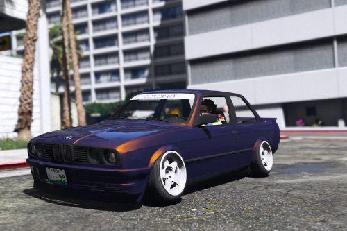 BMW E30 [Replace | Extra]