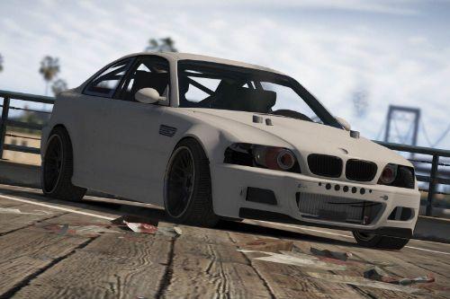 BMW E46 ( Drift Projekt ) [Add-On]