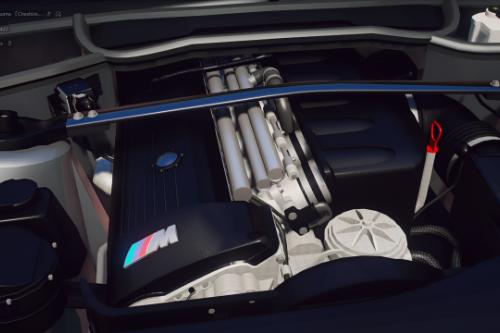 BMW E46 M3 S54 Inline-6 Engine Sound [OIV Add-On / FiveM]