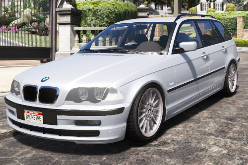 BMW E46 Touring Phase 1 [Add-On]