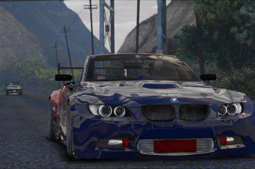 BMW E92 Cabrio GT3 [Add-On]