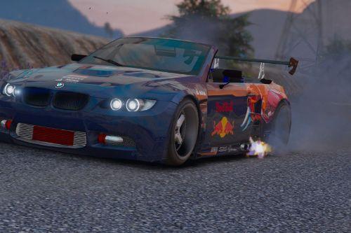 BMW E93 Cabrio GT3 [Replace]