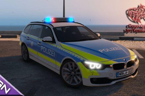 BMW F31 Polizei NRW