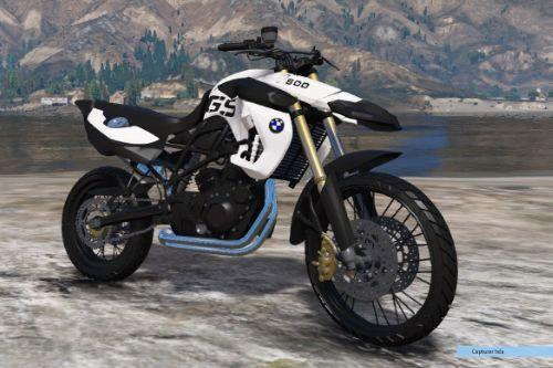 BMW F800 DEPENADA ( REPLACE )