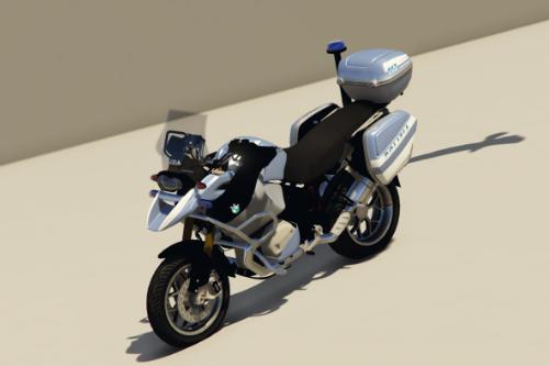 BMW GS 1200 - Polizia Di Stato