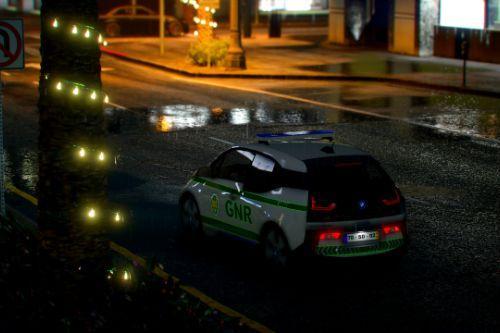 BMW I3 GNR PORTUGAL - Artologo skin
