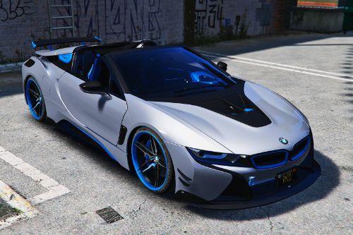 BMW I8 Roadster AC Schnitzer [Add-On/OIV]
