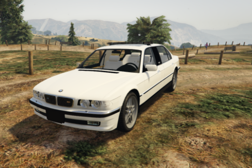 BMW L7 Civil Police [Replace]
