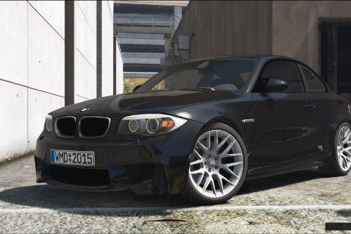 BMW M1 Coupe [Replace]