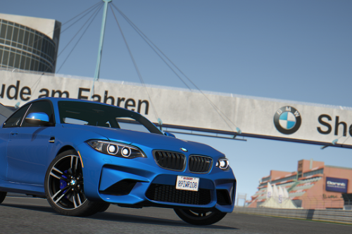BMW M2 F87 2016 [Add-On | Tuning]