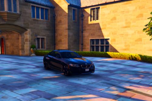 Handling for Soongae's BMW M2 F87 2016