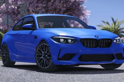 Bmw M2 Pack Compétition 2018 [Replace]