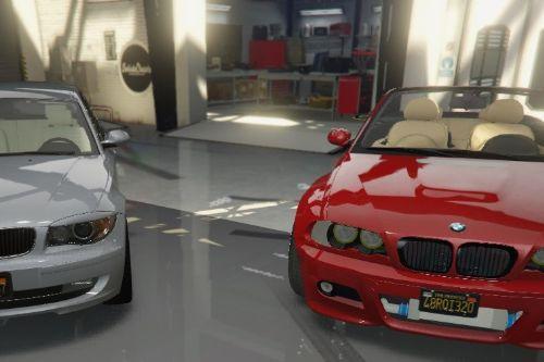 BMW M3 E46 2005 KIT Ccustom Convertible  [Add-On]