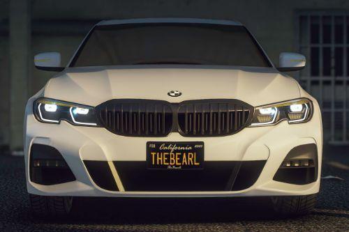 BMW 3 G20 2020