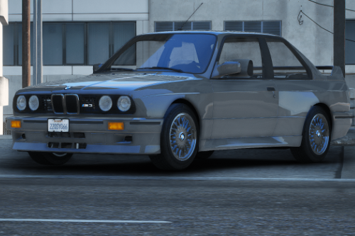 BMW M3 E30 [Replace / Add-On / FiveM]