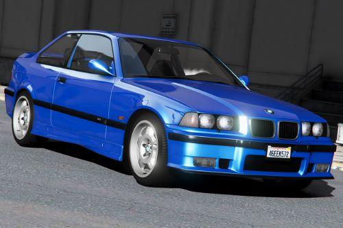 BMW M3 E36 1997 [Add-On | Tuning | Template]