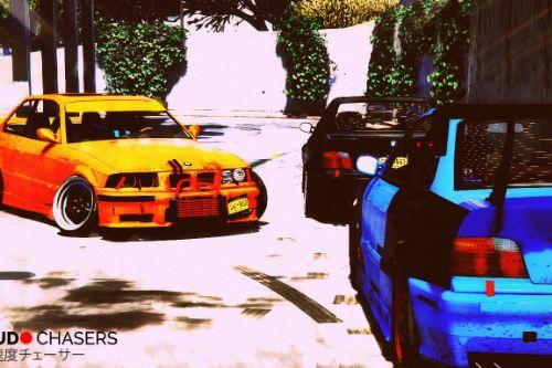 BMW M3 E36 DRIFTMISSILE [Add-On / Replace]