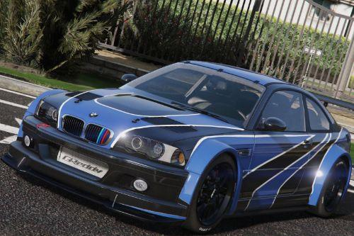 BMW M3 E46 GTR [Add-On]