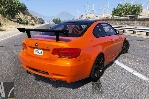 BMW M3 (E92) + M3 GTS [Add-On]