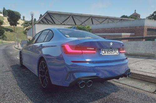 2020 BMW M3 (G20) [Add-On]