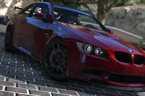 BMW E92 M3 GTS [Tuning]
