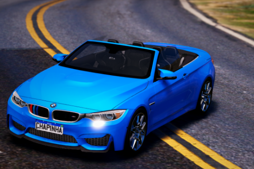 BMW M4 Cabriolet [Add-On | FiveM]
