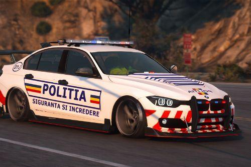 Bmw M4 Politia Romana
