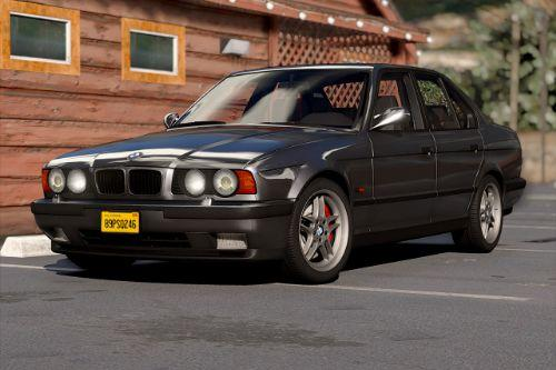 BMW M5 E34 1995 [Add-On | Extras]