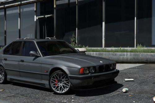 BMW M5 E34 Real Life Handling