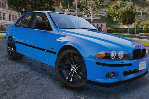 BMW M5 E39 [Replace/Addon]