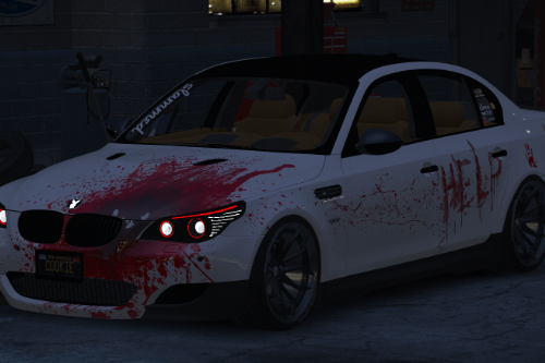 BMW M5 E60 Hamann [Add-On / FiveM | Template]