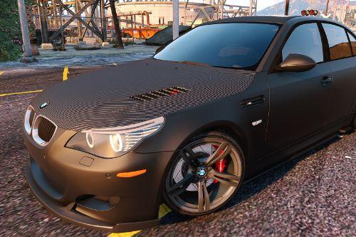 BMW M5 E60 [Add-On / Replace]