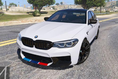BMW M5 F90 [Add-On | Tuning]