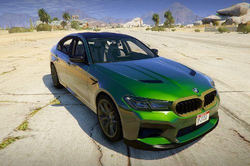 BMW M5 CS [Add-On]