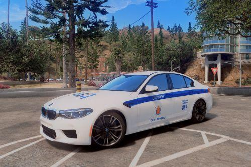 BMW M5 F90 DPS - OBD Edition Bulkin Paintjob