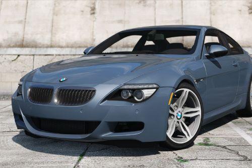 BMW M6 E63 [Tuning]