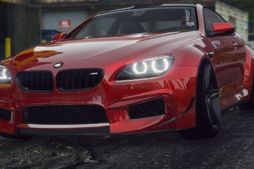2013 BMW M6 Prior Design Edition [Add-On / FiveM]