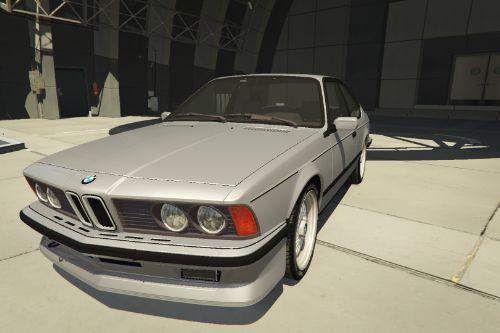 BMW M635 CSI E24 1986