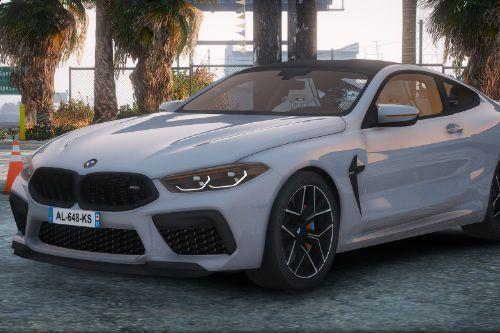 BMW M8 [Replace / FiveM | Unlocked]