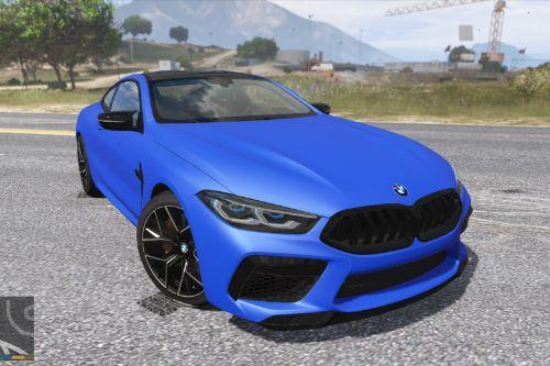 BMW M8 Coupe [Add-On]
