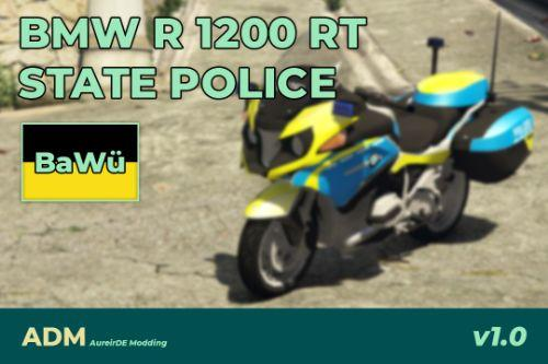 BMW R 1200 RT State Police BaWü [ELS]