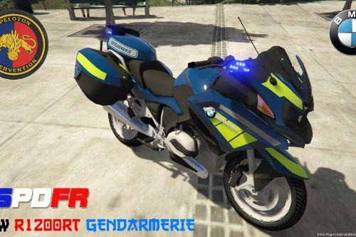 BMW R1200RT Gendarmerie